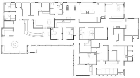 floor plan hospital small hospital floor plan design
