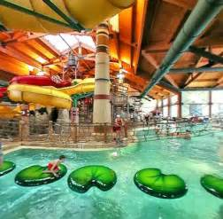 pics photos pictures of the great wolf lodge water park
