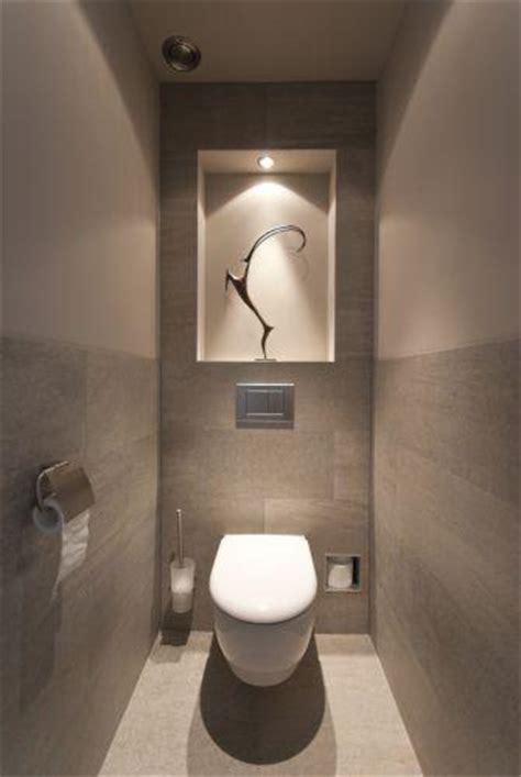 designer toilette voorzetwandje toilet met nis