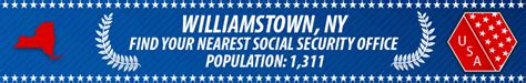 Social Security Office Syracuse Ny by Williamstown Ny Social Security Offices Ssa Offices In