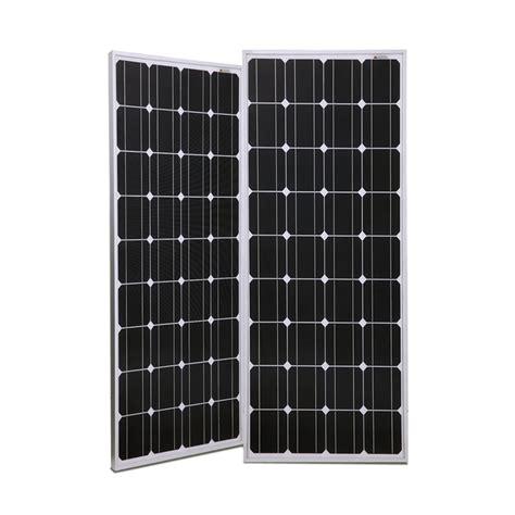 Solar Panel 200 Wp Mono Solar Cell 200 Wp Mono Panel Surya 200 Wp mono solar panel sm200w mono solar panel solar power inverter solar energy system dc to ac