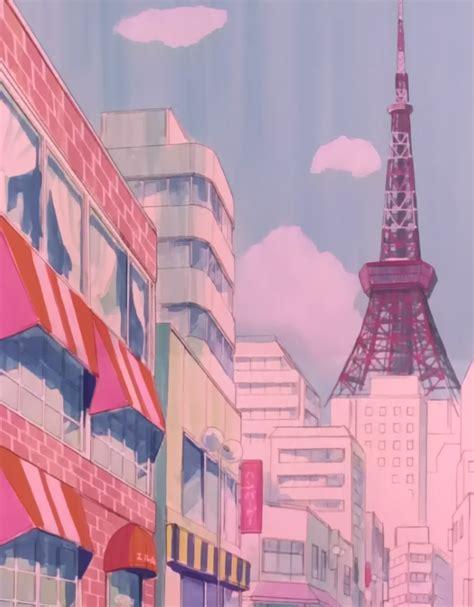 aesthetic anime wallpaper sailor moon scenery photo aesthetic anime pinterest