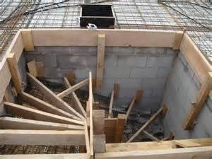 treppe schalen faszinierend treppe selber bauen beton fotos erindzain