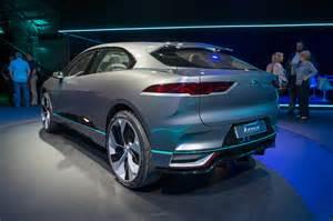 Jaguar Concept Jaguar I Pace Concept Look Review