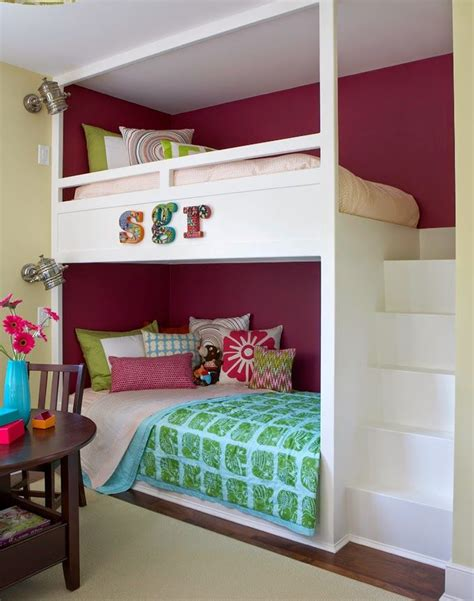 Bunk Bed Bedroom Ideas 1610 Best Bunk Bed Ideas Images On