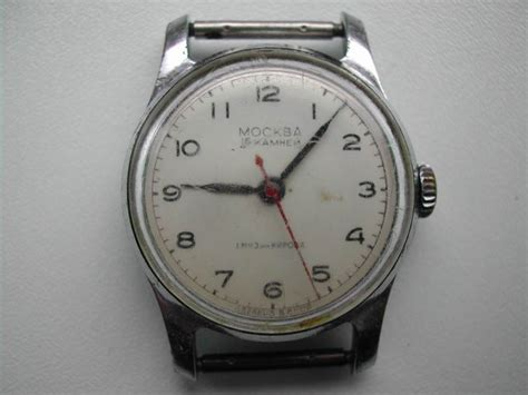 vintage russian watches