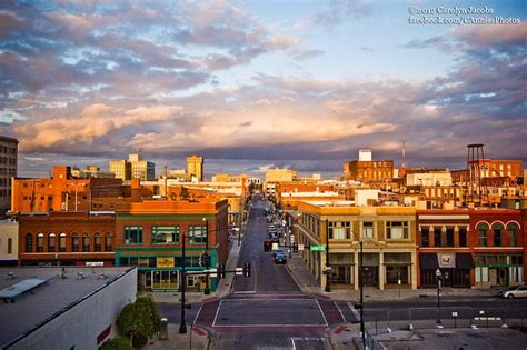 Free Search Missouri Sunset Downtown Springfield Mo Go To Http Www Zachriggs For A Free Greater