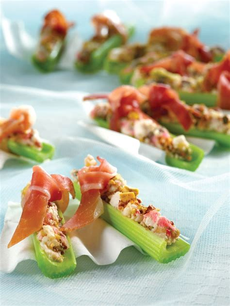 celery canapes hors d oeuvres tapas