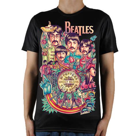 Hoodie The Beatles 01 Iv77 rock band t shirts beatles 3d t shirts cool novelty sleeve tshirts new fashion shirts