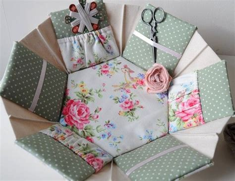 Handmade Sewing Box - 1000 images about hexagonal sewing boxes handmade