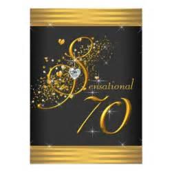70th birthday invitations 3600 70th birthday