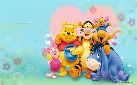 winnie the pooh baby winnie the pooh and piglet wallpaper