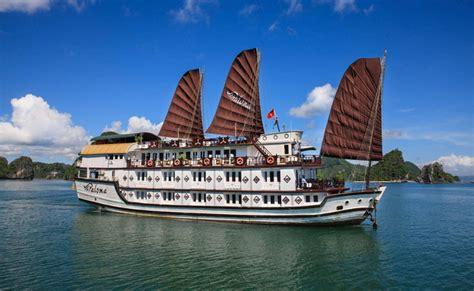 hanoi junk boat cruise vietnam cruises vietnam boat vietnam junk halong bay