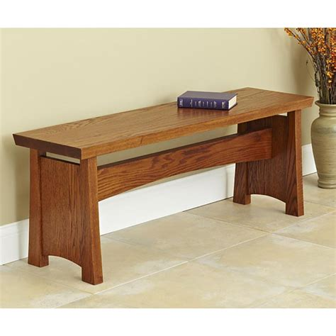 bench magazine seating bench woodworking plan from wood magazine