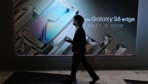 Harga Samsung S6 Edge Hari Ini samsung galaxy s6 edge iron terjual rp 1 2 miliar