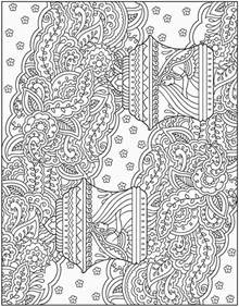 free complex coloring pages free coloring pages of complex pattern