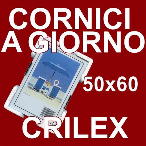 cornici a giorno cornici a giorno in crilex pacco da 6 pz portafoto in