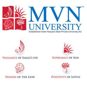 Mvn Mba Fees by Mvn Haryana Courses Fee Structure 2018 19