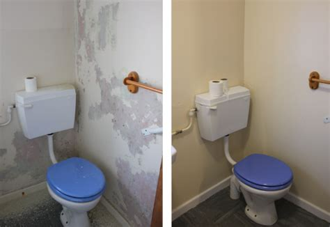preparing a bathroom for painting how to remove mould before painting bella bathrooms blog