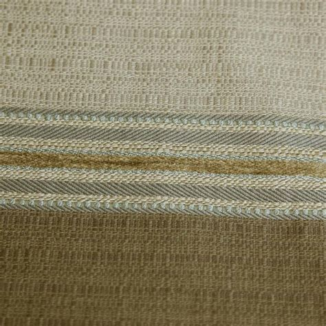 gray drapery fabric brown taupe gray blue striped upholstery drapery fabric by