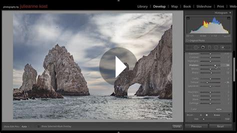 Adobe Lightroom Tutorial Julieanne Kost | lightroom tutorials by julieanne kost