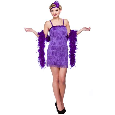womens outfits in the 20 flapper costume necklace ladies 20s fancy dress 1920s