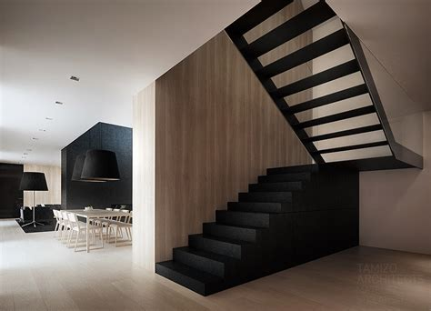 black staircase black staircase interior design ideas