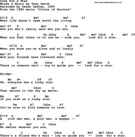 lyrics hawley song lyrics with guitar chords for look for a deane