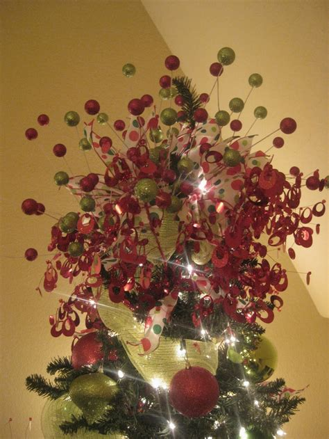 christmas tree topper christmas tree ideas pinterest