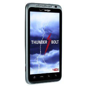 Thunder Bolt Mobile Wifi Verizon Htc Thunderbolt On Sale At For 0 01