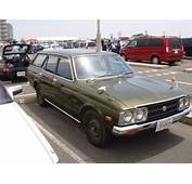 Gamagori Toyota Corona Wagon  Japanese Nostalgic Car