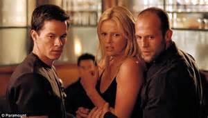 professional film jason statham online former co stars charlize theron and mark wahlberg reunite
