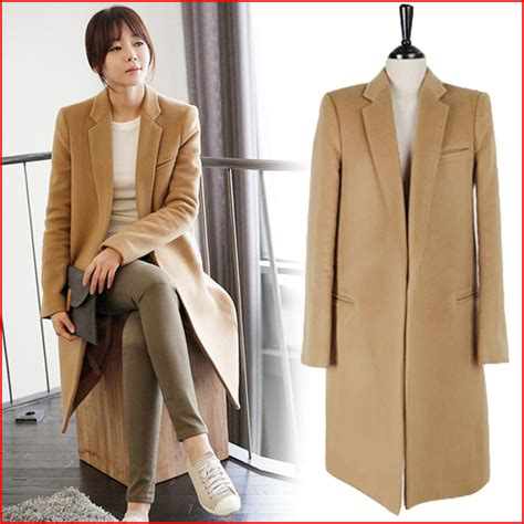 2016 New Autumn And Winter - free shipping 2016 new autumn winter woolen coat fashion