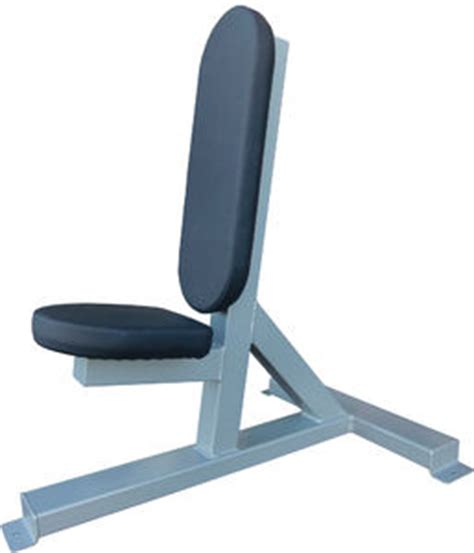 shoulder press bench look gymratz free standing shoulder press bench