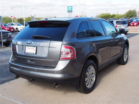 Ultrafit Premium Shinyedge Chrom 2010 sterling grey metallic ford edge suvs theeagle