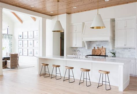 20 Ideas On How To Design A Transitional White Kitchen | 20 ideas on how to design a transitional white kitchen