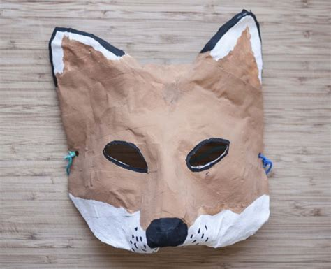 How To Make Paper Mache Masks - 10 awesome paper mache projects