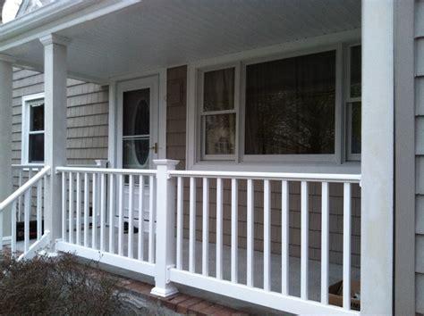 front porch banisters front porch railing ideas decoto