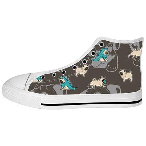 pug shoes pug shoes sneakers custom pug canvas shoes