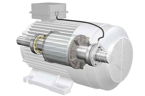 induction motor temperature reliable motor with newest generation skf sensor bearings bearing news