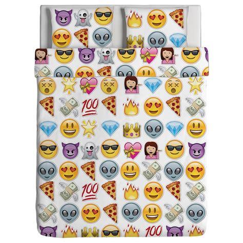 emoji emoji 4 pc comforter myideasbedroom