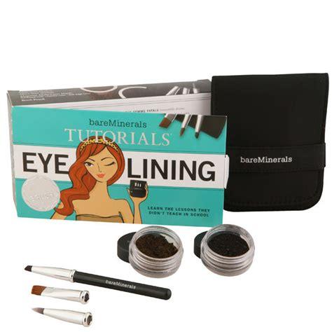html kit tutorial video bareminerals tutorial kit eye lining 3 products free
