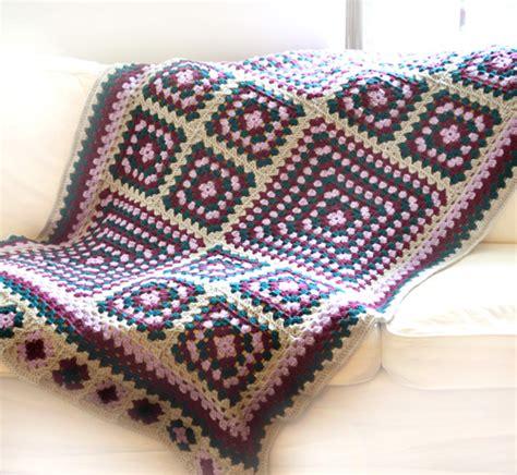 Crochet Square Blankets by Crochet Pattern Ultimate Square Blanket Crochet