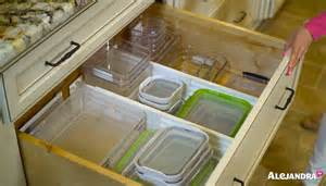 How To Organize A Large Kitchen - how to organize a deep kitchen drawer