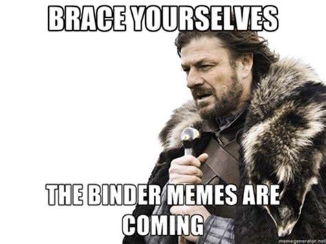 Binder Meme - patrice caldwell extra extra