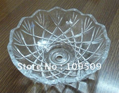 Chandelier Bobeche Suppliers Aliexpress Buy Free Shipping Press Glass Bobeches For Lighting Chandelier Bobeche From