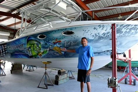 fort lauderdale boat show raffle taco marine announces winner of project boat raffle