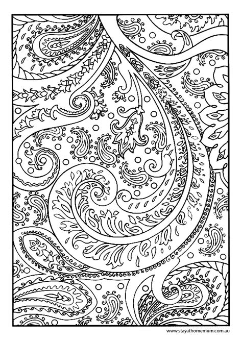 interesting coloring pages for adults printable colouring pages for and adults