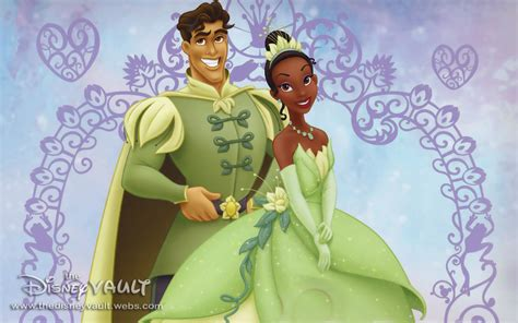 tiana and naveen.after wedding   The Princess and the Frog Wallpaper (10977173)   Fanpop