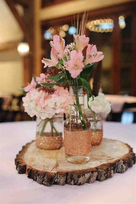 bridal ideas on a budget best 20 outdoor wedding centerpieces ideas on